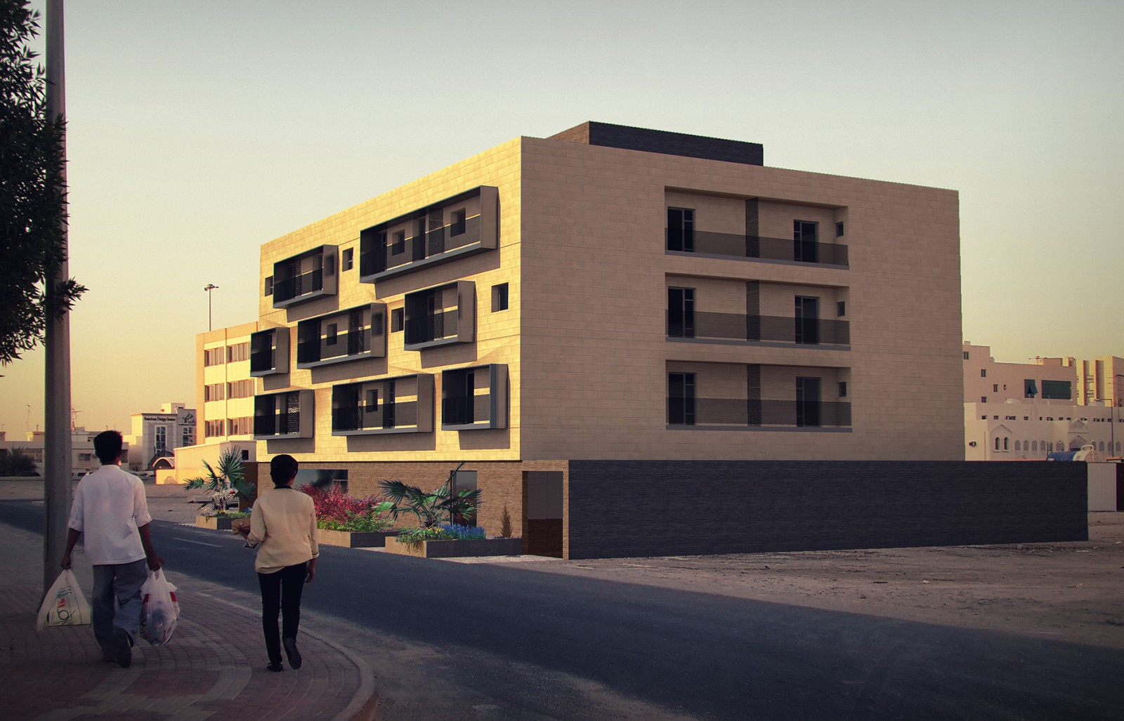 Al Saad apartments