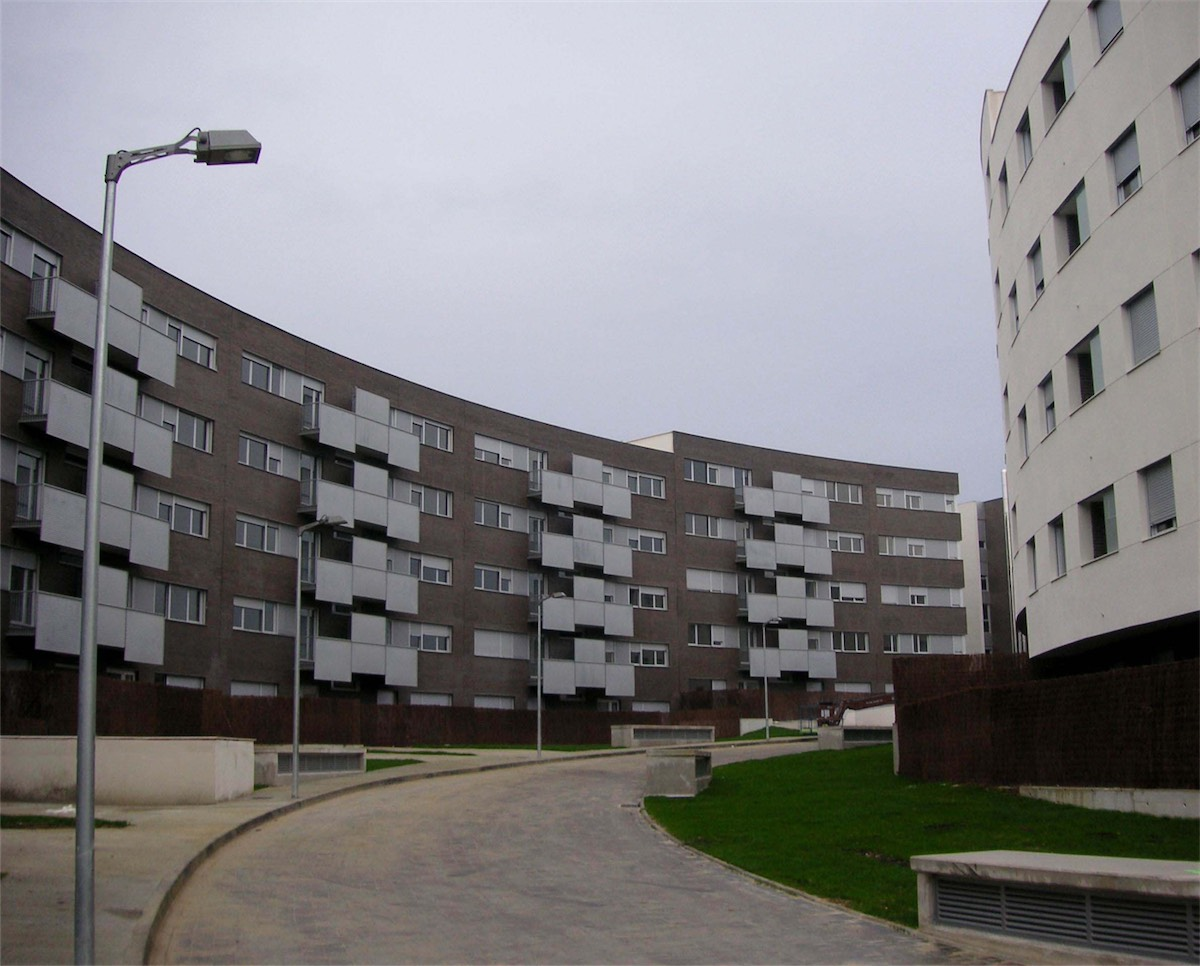 170 Dwellings in Sarriguren