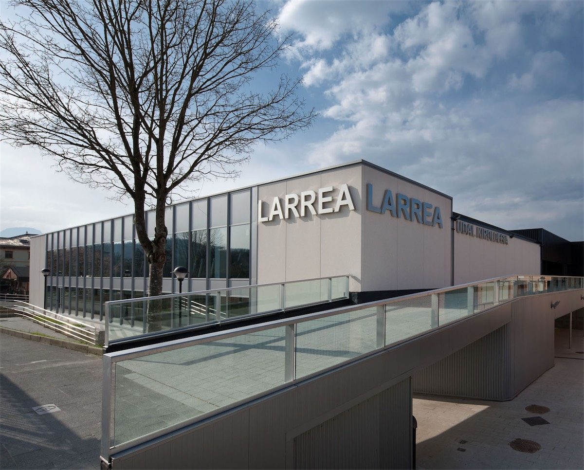Larrea Sports Centre